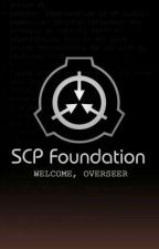 SCP Files Series One by BraydenJohnson