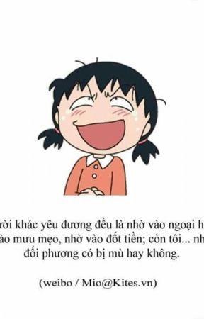 [HÀI] TOP COMMENT WEIBO BÁ ĐẠO by Danmei_Yaoi