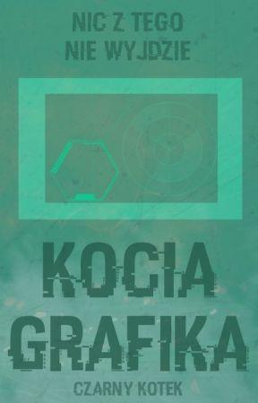 Kocia Grafika by Czarny_Kotek