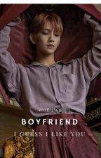 BOYFRIEND | joshua by W0NUWU