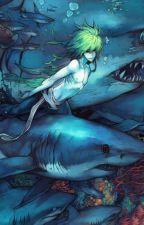 Down Too Deep *yandere shark boys x reader* by KillerMonster53