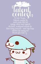 Talent Contest by -_Cute_Team_-
