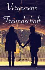 Vergessene Freundschaft.... by blertaE