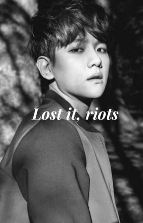 Lost it, riots »『ChanBaek Texting』 by Wanibae