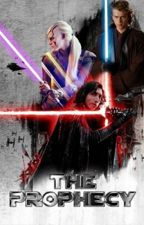 The Prophecy [Kylo Ren - Star Wars] by loca-lorae