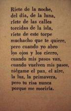 Poemas by Cirereta