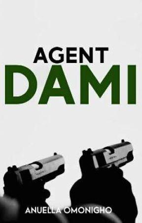 Agent Dami  by frostyella