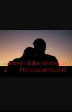 Cameron Dallas ~Whatsapp 2 by FrancescaRinaudo8