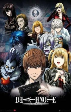 Role Play (Death Note) by larabressandelbarco