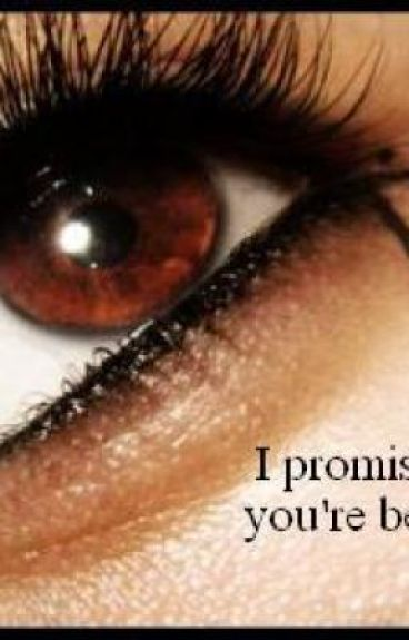 I promise you, you're beautiful