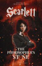 Scarlett Carran and the philosophers stone by potterheadgirlxxx