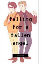 Falling for a Fallen Angel by cashtiel