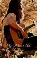 My music in the shadows by KasandraSanchez