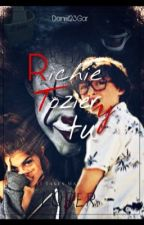 Richie Tozier y Tu ( IT) by Daniii123Gar