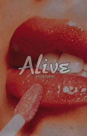 Alive (DC Series #1) by yaseiyaa