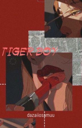 Tiger Boy  (Bungou Stray Dogs Fic) (Dazai's little sister) (OC x Atsushi)  by __dazai_osamu__