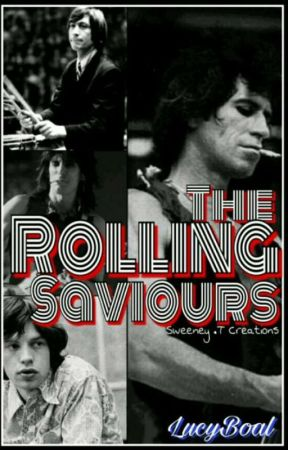 The Rolling Saviours  by LucyBoal