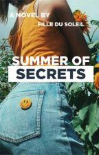 Summer of Secrets (Mature 18+) by Tripplediamond_xo