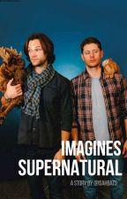 imagines supernatural ♡  by isahbats