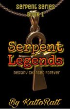 The Serpent Legends (Serpent Series book # 1) by Angel-rki