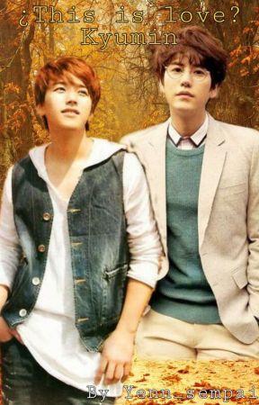This is Love? Kyumin m-preg by Jenny_Phantomhive