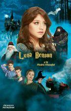 Luna Benson y La Piedra Filosofal [SL] by clarwscuro