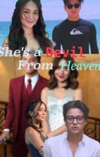 She's a Devil from Heaven by maicajay2001