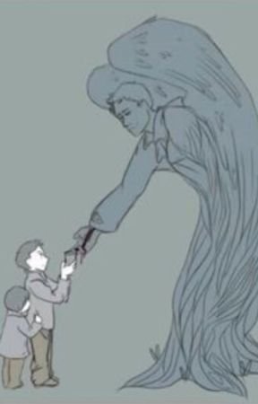 The Giving Angel by _-_Antisepticeye_-_