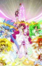 Glitter force X reader by Doki_kawaiiart715