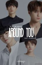 Around You || +Jigyu by cluthboys