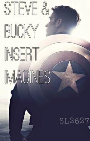 Captain America and Bucky Barnes Imagines - 104  STEVE: Hellhound