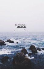 emails ♔ charlie weasley by -herondales