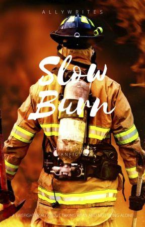 Slow Burn | HS by allywriteswp