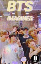 BTS Imagines  by Zheira-chin