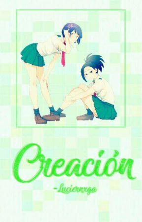 Creación | Momojirou. by -Luciernxga