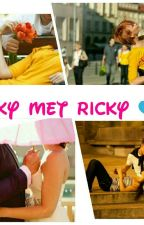 HOW VICKY MET RICKY ❤ by young_dreckless