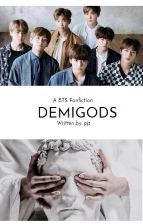 Demigods (BTS FF) by pjz_nim