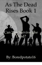 AS THE DEAD RISES: Book 1 & 2 [COMPLETED] {EDITING} by boredpotato16