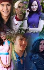 Descendants: Living with the Younger by FemaleJackSparrow