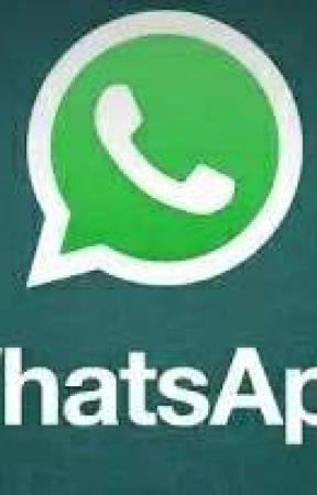 WhatsApp mit einem YouTuber (Pausiert!!!) by Ellena_Bam