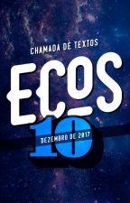 Chamada de Textos Ecos 10 by MostraEcos