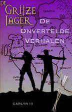 De Grijze Jager, De Onvertelde Verhalen by Charlie_Bharlie