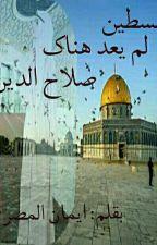 فلسطين.... لم يعد هناك صلاح الدين by EmanAlmasri