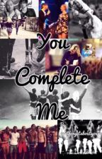 You Complete Me by mlgpak