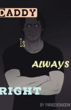 ✔️Daddy Is Always Right (A Darkiplier x Male Reader Story) by ParadoxShadow