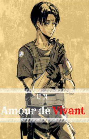 Un amour de Vivant ~Ereri-Riren~ by yahkoi