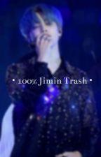 • 100% Jimin Trash • p.jm × j.jk by HoneyKaviar