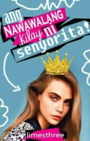Ang Nawawalang Kilay Ni Senyorita by Limesthree