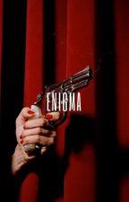 enigma » the avengers by Nashoba