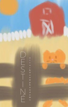 Destiné-Warrior Cats-LGBT+ by attack0on0phandoms